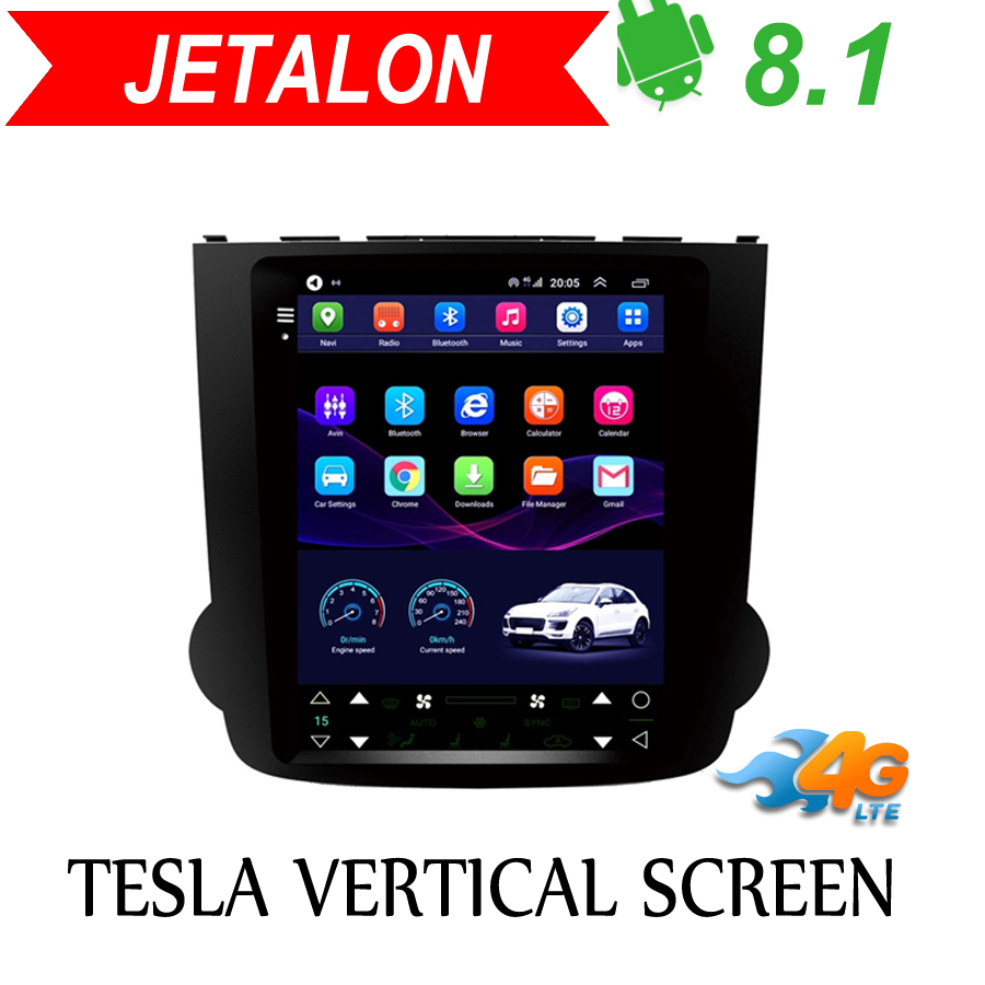 Tesla Vertical screen android car <font><b>gps</b></font> multimedia video radio player in dash for <font><b>Honda</b></font> <font><b>CRV</b></font> <font><b>2007</b></font>-2011 years car navigation stereo image