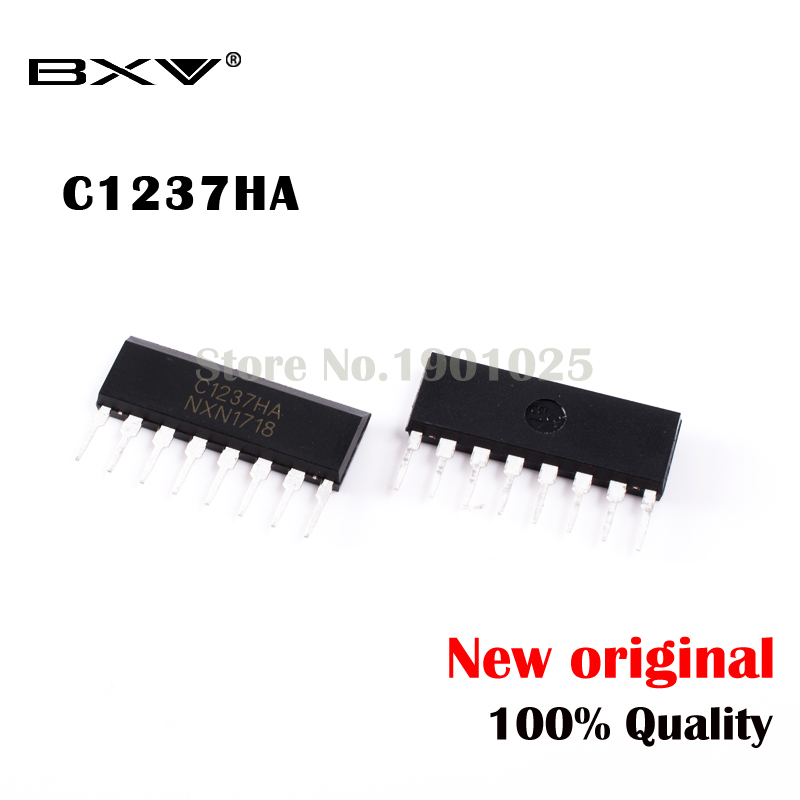 2PCS C1237HA  UPC1237 For Speaker Protection Board Horn Protection IC