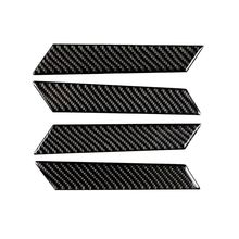 цена на Premium Quality New Car Styling Carbon Fiber Trim Decorative Stickers For Volkswagen VW Golf 7 for GTI