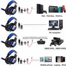 Universal Gaming Headset Bass Boost