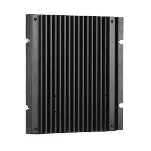 Image 2 - PWM солнечный контроллер заряда 30A 50A 70A MPPT 12 В 24 в двойной USB Солнечный регулятор с большим ЖК дисплеем IP32 PV Контроллер батареи таймер загрузки