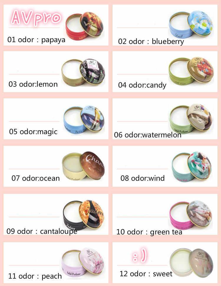 1PC 20ML solide parfum pour hommes femmes fleur Portable boîte ronde solide parfum Edt Ept baume corps parfum soins de la peau huile essentielle