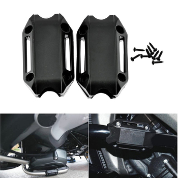 Motorcycle Engine Guard Protection Bumper Block Decorative for BMW R1200GS LC ADV F650GS F700GS F800GS 2Pcs image