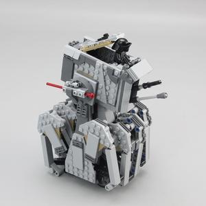 Image 5 - 05126  First Order Heavy Scout Walker Star Wars Model Kit Building Blocks Bricks Compatible lepining 75177 Christmas DIY Gifts