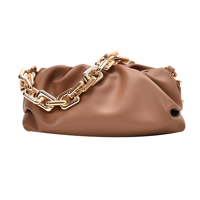 Thick chain Brown