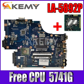 Akemy NEW70 LA-5892P para Acer aspire 5741G 5741G 5742 de 5742G PC...