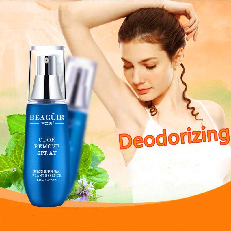 Unisex Body Odor Antiperspirant Fragrance Armpit Sweat Cleaning Lotion Deodorant