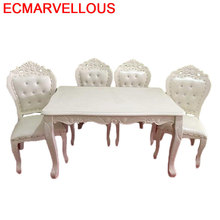 Marmol Meja Makan Pliante Eettafel A Manger Moderne Room Escrivaninha Tafel Wood Bureau Mesa De Jantar Desk Tablo Dining Table