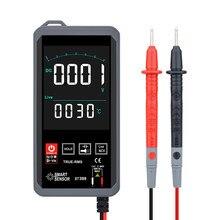 Digital Multimeter AC DC NCV Voltage Meter True RMS Measurement 6000 Counts Intelligent Multimetro Automatic Resistance Tester