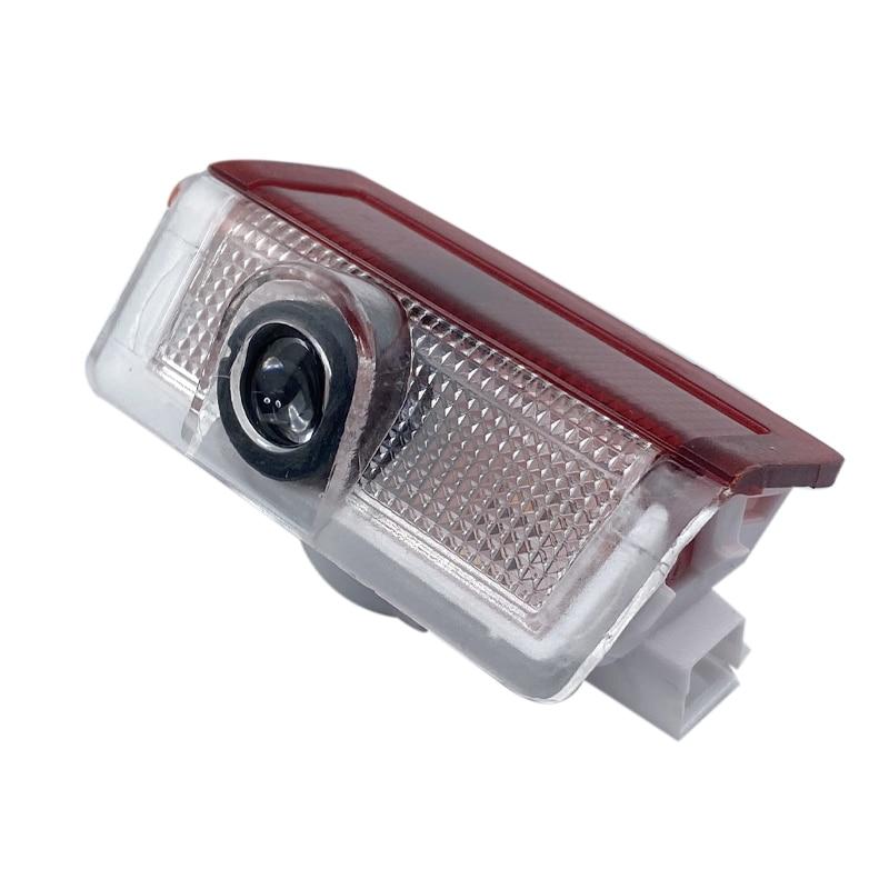 Led Car Door Welcome Light Logo Laser Projector Lamp For Mercedes Benz W205 W212 AMG W213 GLC X253 X166 W166 W176 W177 W246 GLA Decorative Lamp     - title=