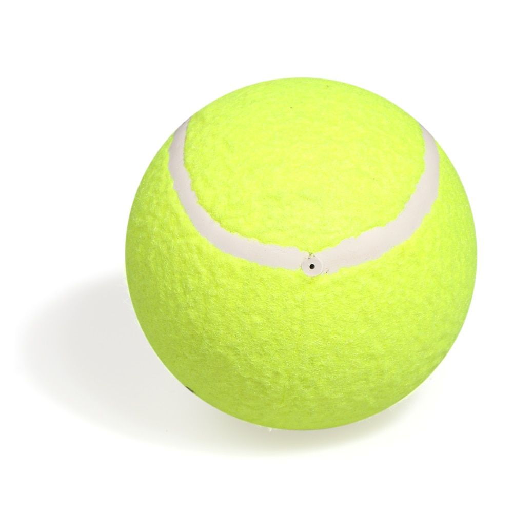 High Quality Outdoor Inflatable Competition Training Tennis Ball  Tennis Balls Sports Outdoor For Pet Children Adult Fun Kid