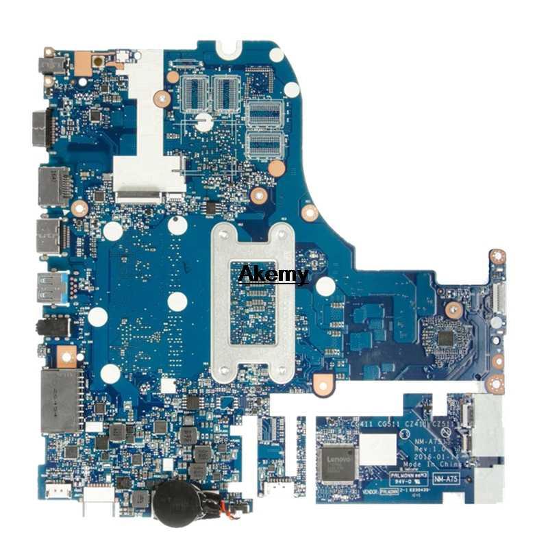 NM-A751 اللوحة الأم لأجهزة الكمبيوتر المحمول لينوفو 310-15ISK الأصلي 4G-RAM I3-6006U/6100U GT920MX