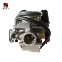 ZXMT GY6 150 CC SCOOTER Motorcycle Carburetor Carb For ATV Gokart Roketa Taotao Sunl Tank Motor Engine Motorcycle parts стоимость