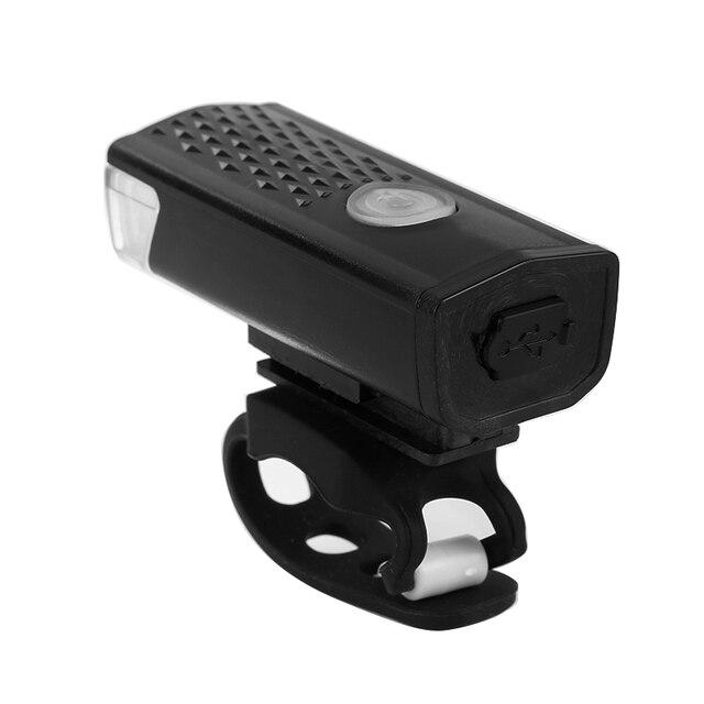 Usb recarregável luzes da bicicleta led frente cabeça luz mtb bicicleta luzes traseiras ciclismo lâmpada lanterna acessórios novo 5