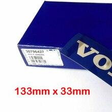 30796427 133มม.X 33มม.สำหรับVOLVO C30 S40 V50 S60 V60 XC60 C70 S80 XC70 XC90 31214625 115มม.X 28มม.สำหรับVolvo S40 S80 V50 C30 C70 X