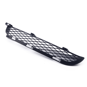 Car Right Black Front Grilles Upper Bumper Mesh Grill Trim fit for BMW X5 E53 2004 2005 2006 Accessories image