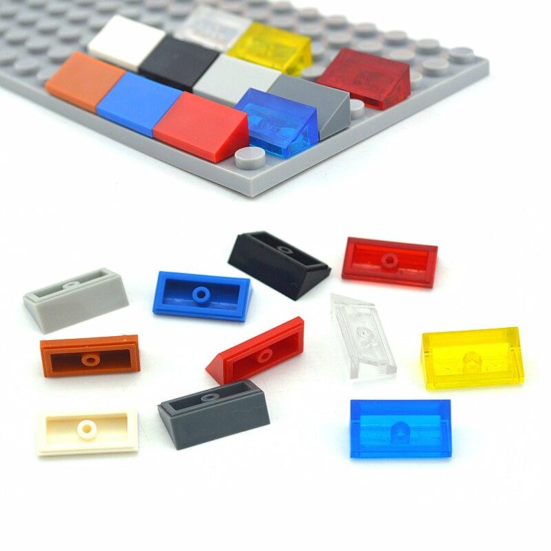 140 шт. 1x2 точка Размеры DIY строительные блоки маленького размера Идущие вместе с собирает частицы 85984 1x2 стойка дисплея картона для строительн...