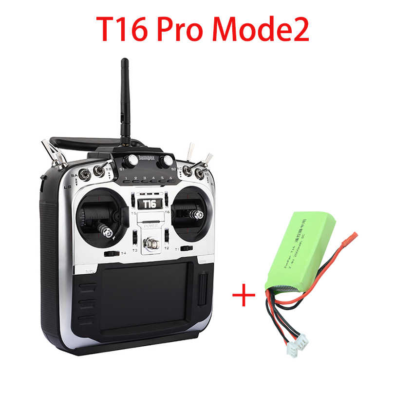 Cavalier T16 Pro Hall cardan Open Source multi-protocole émetteur Radio JP4-in-1 Moduel JumperTX 2.4G 16CH pour FPV course Drone