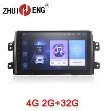 ZHUIHENG 2din autoradio per Suzuki SX4 2011-2016 per Fiat sedici 2006-2010 car dvd player auto accessorio con 2G + 32G 4G internet(China)