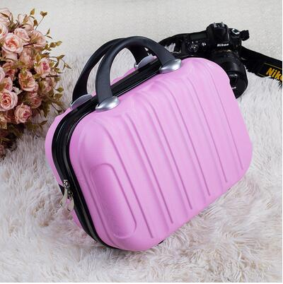 ABS Plastic Flight Case Tool Box Storage Portable Tool Case