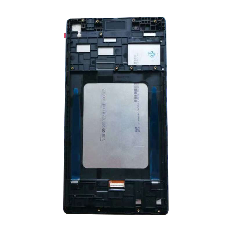 Lcd-Display Digitizer-Assembly Touch-Panel Tab3 TB3-730X Lenovo 7inch Glass TV070WSM-TL1 title=