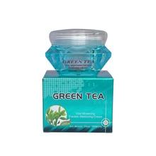 Green Tea whitening cream skin care anti freckle face cream цена 2017