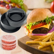 Non-Stick Chef Cutlets Hamburger Forms Press For Cutletses Burger Maker Mould Meat Beef Grill Tools