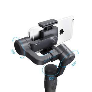 Image 3 - FeiyuTech Vimble 2 الهاتف الذكي Gimbal 3 محور مثبت يدوي مع 183 مللي متر تمديد القطب ترايبود آيفون X 8 7 شاومي سامسونج