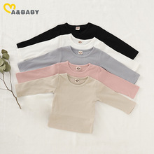 Ma&Baby 0-18M Autumn Winter Newborn Infant Baby Girl Sweaters Pullover Long Sleeve Knitted Clothes Toddler Girls Costumes