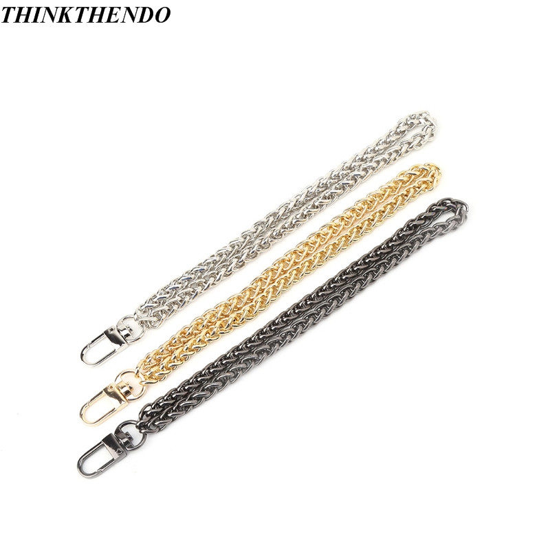 Replacement Wrist Strap Clutch Wristlet Purse Coin Bag Chain Accessories Bag Parts