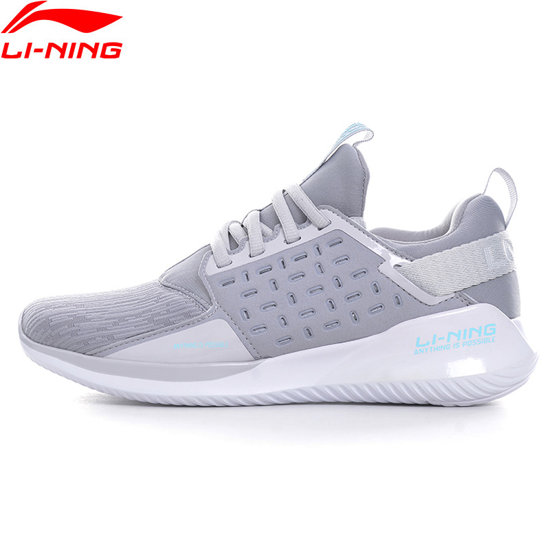 Shoes Sneakers Light-Lining Running-Cushion Color-Zone Breathable Women ARHN096