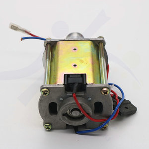 Image 3 - PD027 motor for Defu vertical  key cut machine 998C 998Ckey machine ;locksmith accessories