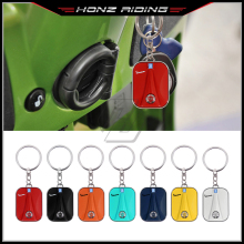 Keychain Key-Ring Scooter-Accessories Etc Sprint Piaggio Vespa Chrome-Motorcycle Primavera