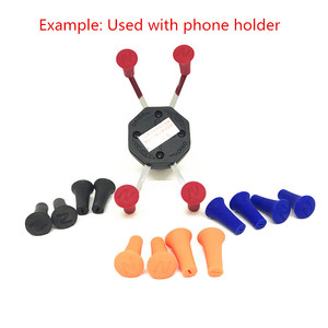 Image 3 - Jadkinsta X Grip Silicone Cap 1 Inch Ball Smartphone Bike Motorcycle Mount Stand Holder X Grip Cover