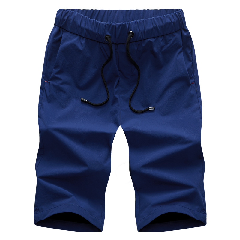 2018 AliExpress Summer New Style MEN'S Casual Pants Youth Shorts Sports Shorts MEN'S Shorts Men's