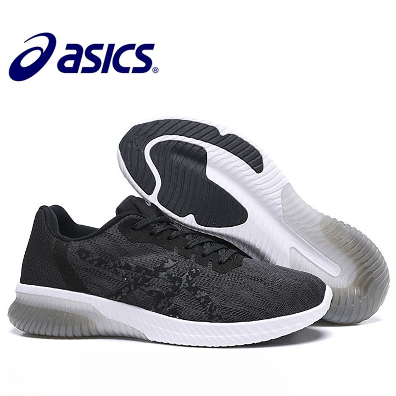 Asics Mens Gel-Kenun Running Shoes Trainers Sneakers Grey Sports Breathable