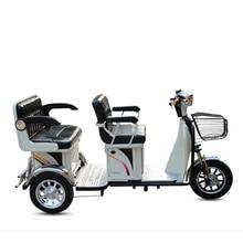 48v 500w двигатель с дифференциальным смешанным возбуждением трех колесный электрический самокат/Е-скутер способный преодолевать Броды для взрослых/trottinette Electrique взрослый