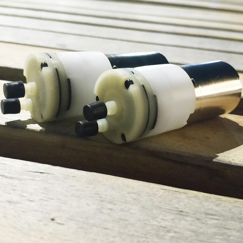 Micro DC 12V Self-priming Water Pump Liquid Pumps Mini Aquarium Pump Fish Tank Motor For Diaphragm Pump
