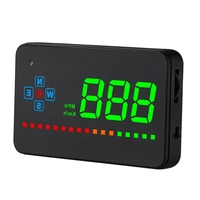 Head Up Display Projector Car Speedometer Universal Auto HUD GPS Projector OBD2 Car MP4 & MP5 Players     -