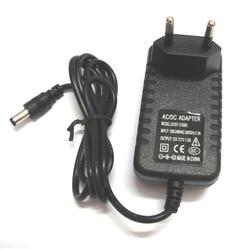 12V 1000mA 1A przełącznik dc adapter do zasilacza ue wtyczka 12 V/1A dla kamera telewizji przemysłowej w Akcesoria do telewizji przemysłowej od Bezpieczeństwo i ochrona na