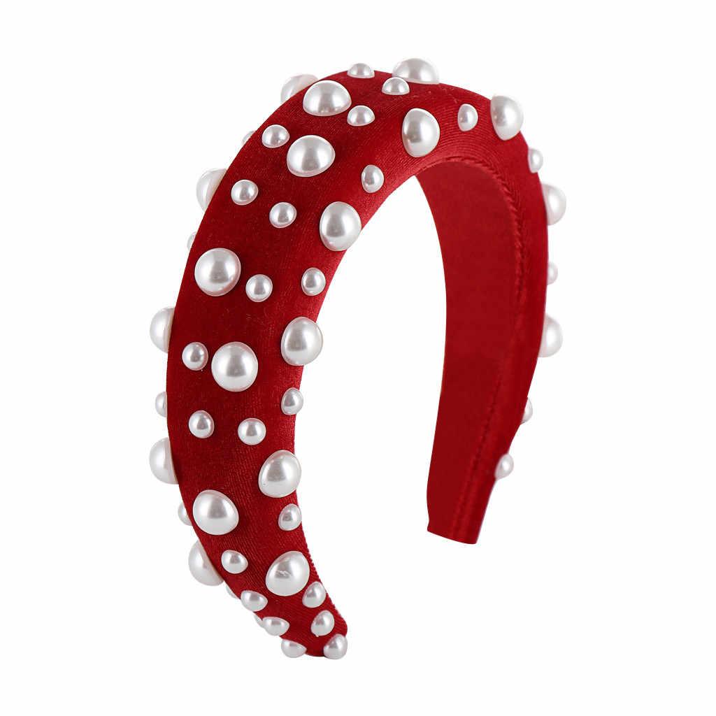 Czeski kobiety elegancki top Knot drukuj Dot paski kratę kwiat z pałąkiem na głowę Hairbands uchwyt na włosy Turban moda akcesoria do włosów