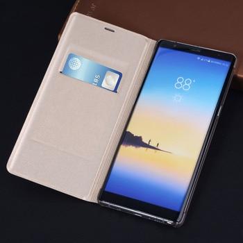 Funda de cuero tipo billetera con tapa para Samsung Galaxy S9 Plus galays9 S 9 S9 + S9plus 9s 9plus GS9 SM G960 G965 G960F G965F