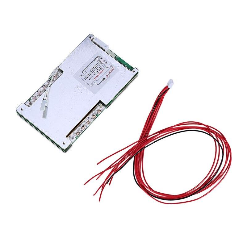 7S 24V 200A литий ионный аккумулятор Защитная плата UPS инвертор энергии BMS печатная плата с балансом для электрического скутера EBike