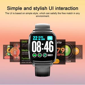 Image 5 - Longet1.3inch IPS Color Screen Smart Bracelet M8 Waterproof Call Reminder Sleep HeartRate Monitoring fitness Men for Sport Watch