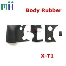 NEW Original XT1 Body Rubber Grip Cover For Fuji Fujifilm X T1 XT1 Camera Replacement Unit Repair Part