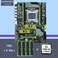 Компьютерная материнская плата HUANAN ZHI X79 LGA2011 со слотом M.2  процессор Intel Xeon E5 1650 V2 RAM 16G(4*4G) REG ECC  Новое поступление