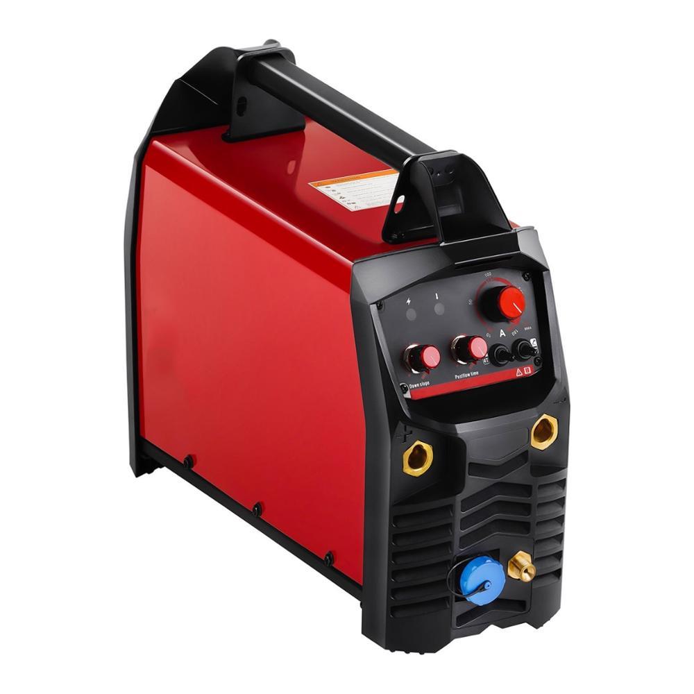 Professionelle 200A TIG Schweißer Heißer Starten HF Zündung Anti-Stick Arc Kraft CE Zertifiziert 230V Inverter MMA TIG schweißen Maschine