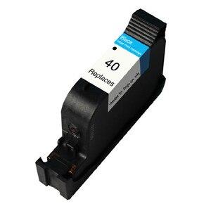Image 3 - Czarny 51640A wymiana wkładów atramentowych dla HP 40 44 Designjet 230 250c 330 350c 430 450c 455CA 488CA 650c 1200C drukarki do drukarek atramentowych