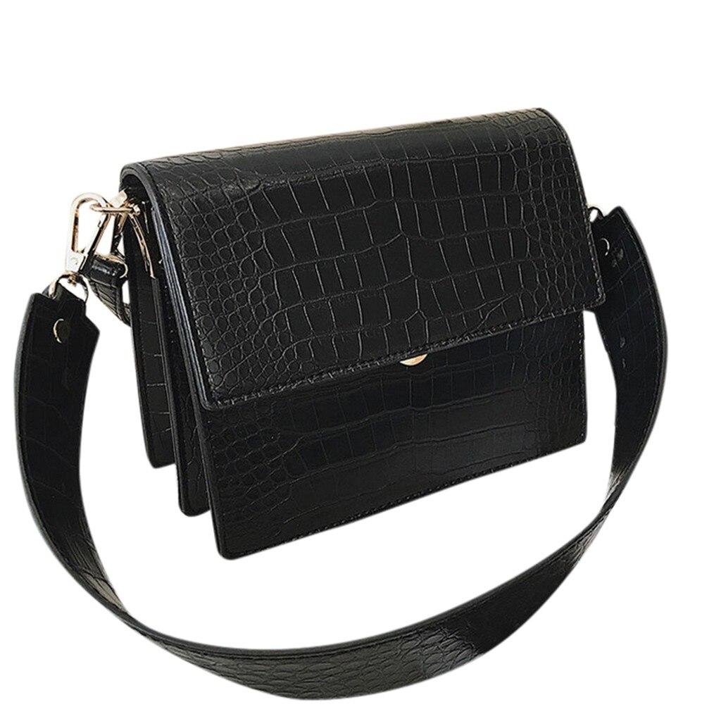 European Fashion Simple Women S Designer Handbag 2020 New Quality Pu Leather Women Tote Bag Casual Shoulder Crossbody Bags Bl5 Top Handle Bags Aliexpress
