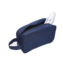 TUUTH Women Men Polyester Cosmetic Bag Gadget Organizer Cable Storage Bag For USB Power Bank Travel Waterproof Makeup Bag